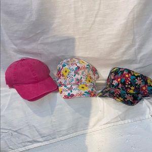 Accessories - NWT Fashion Baseball Style Hats